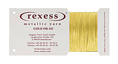 Metall-garn GOLD OR-102